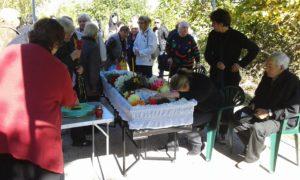Погребение изнесен ритуал