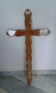 Кафяв кръст